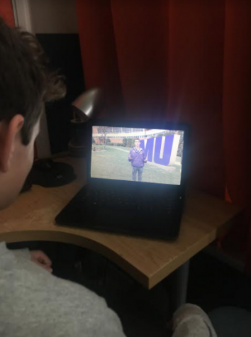 Taking a virtual tour has become much more common during COVID.