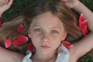 kayla's little sister