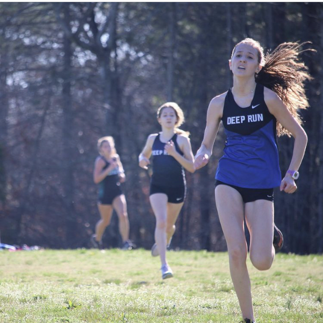 Cross Country team tackles COVID-19